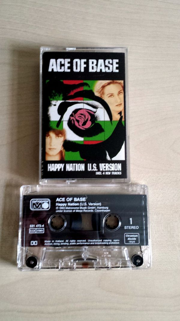 Ace Of Base - Happy Nation U.S. Version