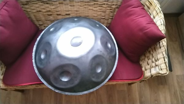 Handpan MagicPan E Minor 432Hz