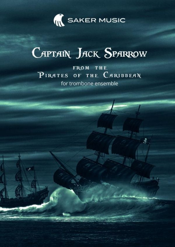 Noten Posaunen Ensemble (8) - Captain Jack Sparrow (Hans Zimmer)