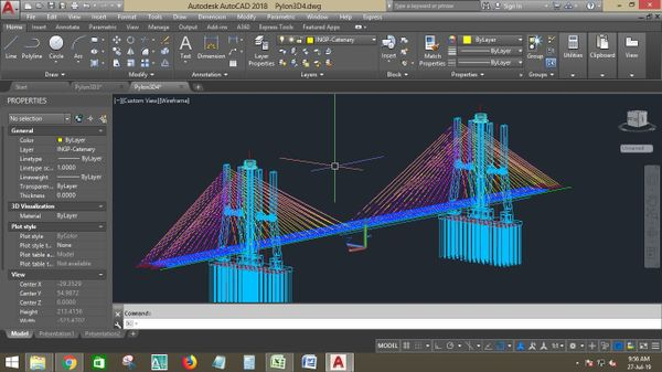 AUTOCAD 2018 ESD software CAD Autodesk FULL