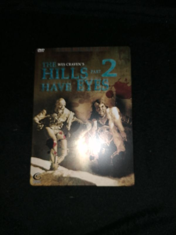 Dvd the Hills have Eyes
