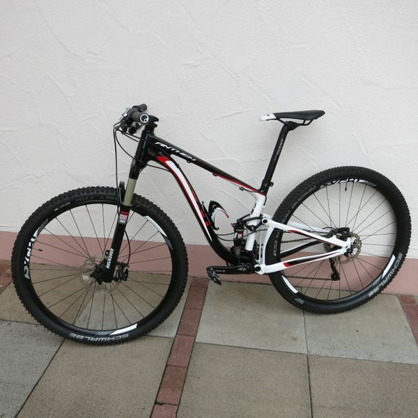 GIANT Anthem X ADVANCED 29 Carbon-Alu (S) 16 Fully