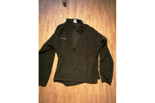 Columbia Fleecetroyer Pullover Jagd Gr. XL