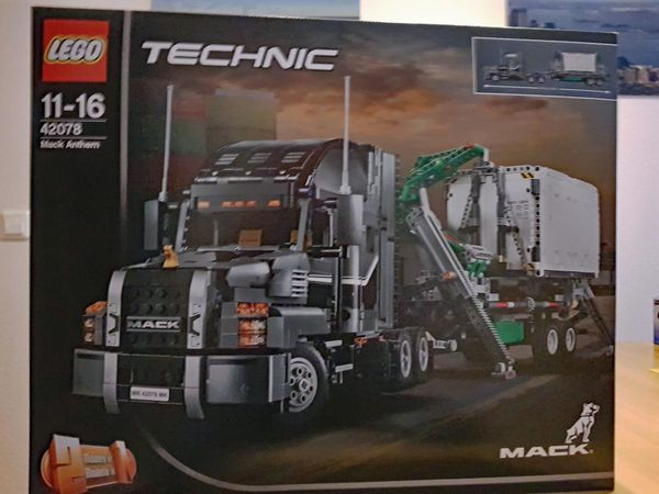 LEGO® Technic, 42078 Mack Anthem, NEU & OVP